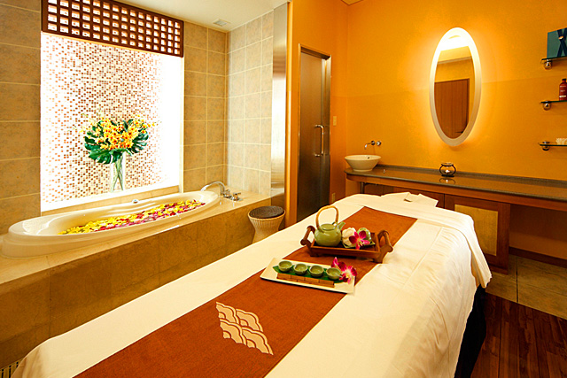 MANDARA SPA ROYAL PARK HOTEL THE SHIODOME